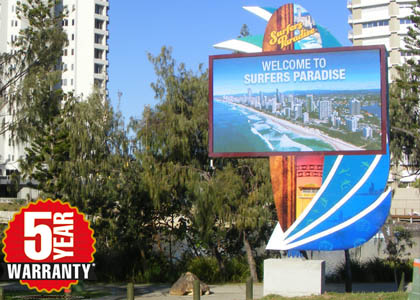 LED RGB Video Screen / Billboard